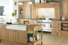 Traditional kitchen styles