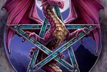 Dраконы