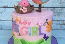 Baby shower PASTELES
