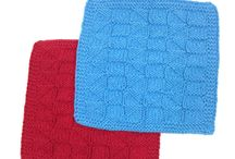 Knitting Kitchen and Bath / Knitting patterns for your kitchen and bath