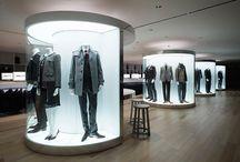 futuristic store