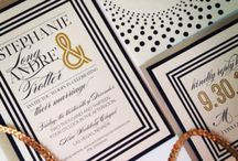 Invites / by Aubrey Porter