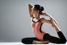 Yoga / by Melanie Hutti