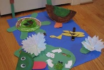 Teach: Spring/ bugs/ butterflies / by Jessica Bourgeois