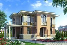 ПРОЕКТЫ ДОМОВ  PROJECTS OF HOUSES