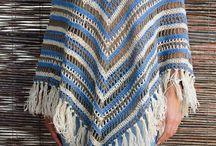 Ponchos/shawls