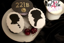 My Sherlock Birthday Spectacular  / I really want to have a Sherlock Holmes themes birthday party!!!  / by Isabella Nidever