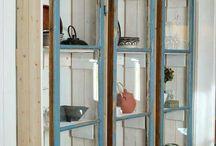 vitrinas madera