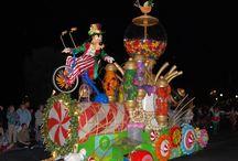 Disney World Holidays / Celebrating the holidays at Disney World - not just Christmas but holidays around the year!