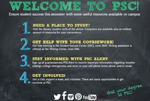 Picture Yourself at PSC / Prairie State College offers students the best of both worlds: the small school advantage combined with affordable tuition. Our flexible scheduling options make it possible for anyone to fit college into their life. Our classes are small with excellent faculty and a supportive environment.  / by Prairie State College
