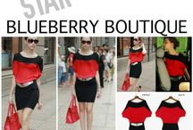 The Boutique / Bluberry Boutique | Retail Online Baju Fashion paling Update Style