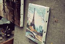 Paris Oui Oui / by M C