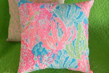 Lilly Pulitzer Bedding Fabric