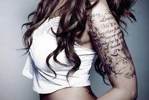 tatts / by Makenna Buffington