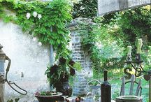 Patios / by Deb Worrell