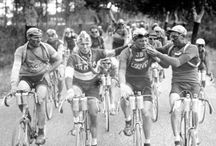 Classic Cycling Photography / A collection of photography from cycling events throughout history