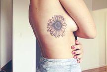 Cool tattoos.