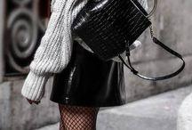 Sweterki i spódniczki