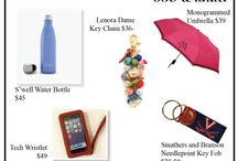 Graduation Gifts! / Here's what your grad might like as a gift for graduation!