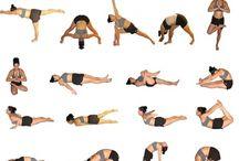 Yoga / Don't hate meditate
