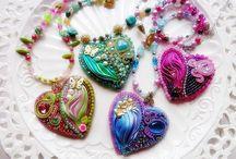 shibori / šperky