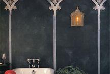 bathroom / by A E