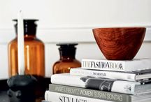 Books. Magazines. / Seriously cool, un-put-downable coffe table bookes.