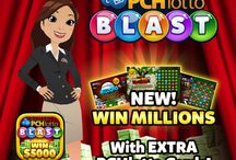 PCH Apps! / Check out all of the great app we have here at PCH! Download them for FREE and play for a chance to win BIG! / by Publishers Clearing House