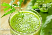 green drinks & smoothies