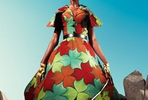 African style - Fabric, dresses, etc / by Naomi Lince