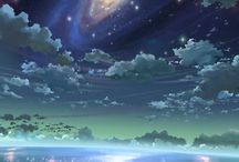 5 cm/s 秒速5センチメートル / A great Shinkai Makoto's movie