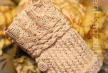 knit/crochet / by Kaycee Montoya
