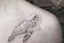 Tatuaggi Tartaruga
