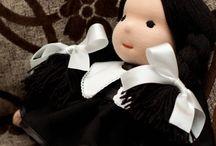 waldorf doll / waldorf doll