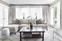 Curtains and Blinds / Beautiful curtain and blind fabrics and styles.