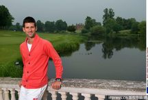 djokovic / by Cees Timmer