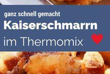 Süße Snacks aus dem Thermomix® / Hier findest Du die süßesten Snacks aus dem Thermomix®