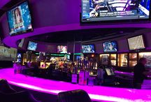 Thurman's 34 Rush / Thurman Thomas & Batavia Downs are proud to bring you 34 Rush Sports Bar. 34 Rush is a celebration of Thurman's Hall of Fame Career and the world famous fare of Buffalo, New York.