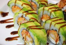 special sushi roll recipe