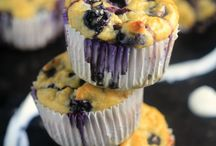 The healthy choice / Blueberry muffins