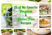 Vegetarien & Gluten Free Meals