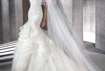 ZARENA fodros sellő esküvői ruha a Rosabella Szalonban