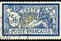 Crete Stamps