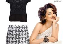 Shobha / Hi , I just created some looks for every occasion!