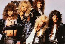 HARD, HEAVY & HAIR METAL / The best rock singers.