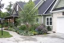 Home Exteriors / Ideas for renovating the exteriors of unattractive English homes