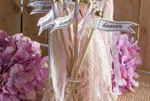 Wedding Wands für die Hochzeit / Der neue Trend aus den USA: Wedding Wands für die Hochzeit. Hier findet Ihr verschiedene Varianten und eine Anleitung zum selber machen.