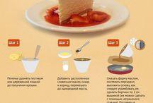 рецепт десерт