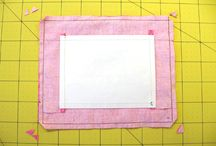 Quilt label / Ideas for making quilt labels / by Kathy Titley