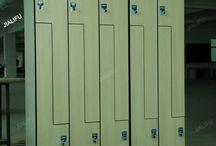 Z Shape Locker